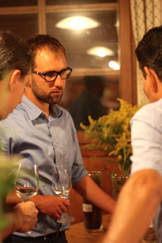 Laurenzi Weinverkostung